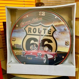 ROUTE66 掛け時計